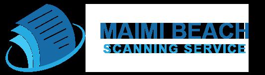 Miami Beach Scanning Service
